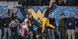 WV online sports betting returns in time for college football