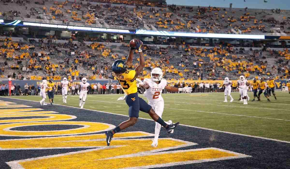 WVU football prepares to play, WV Online Sportsbooks are cautious